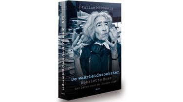 Boek 'De Waarheidszoekster'